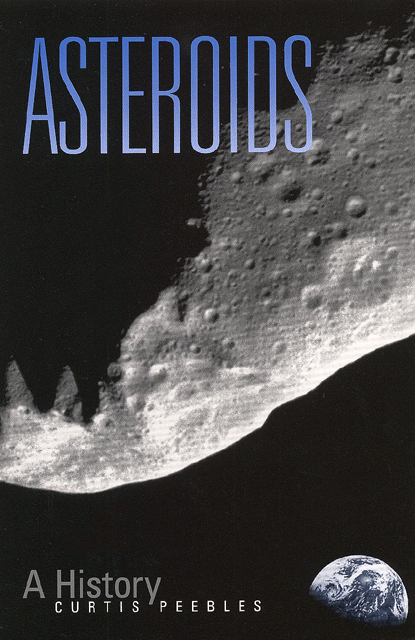 Book Cover: Asteroids: A History
