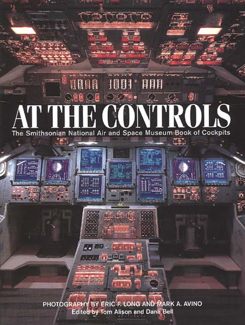 Book Cover: At the Controls