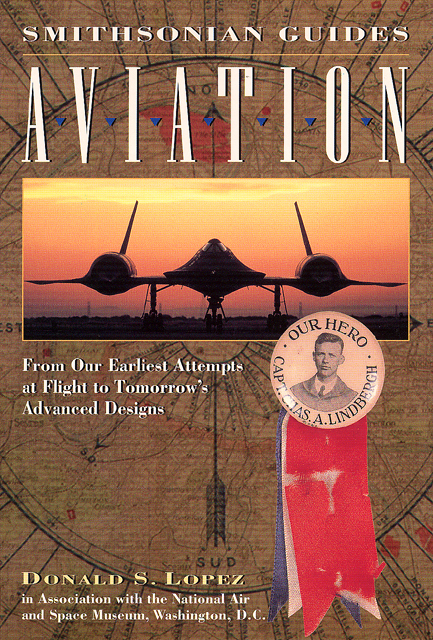 Book Cover: Aviation: A Smithsonian Guide