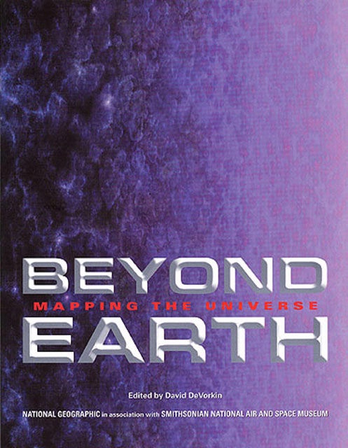 Book Cover: Beyond Earth