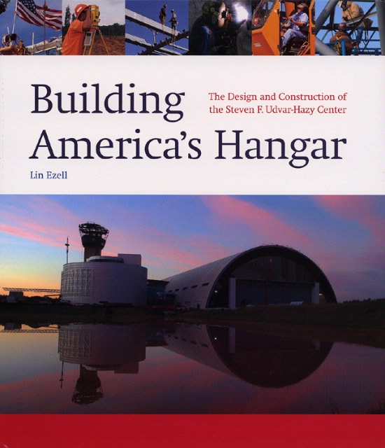 Book cover: Building America's Hangar