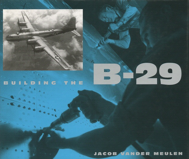 Book Cover: Building The B-29
