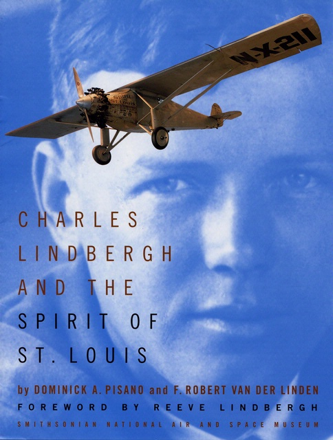 Book Cover: Lindbergh and the Spirit of St. Louis