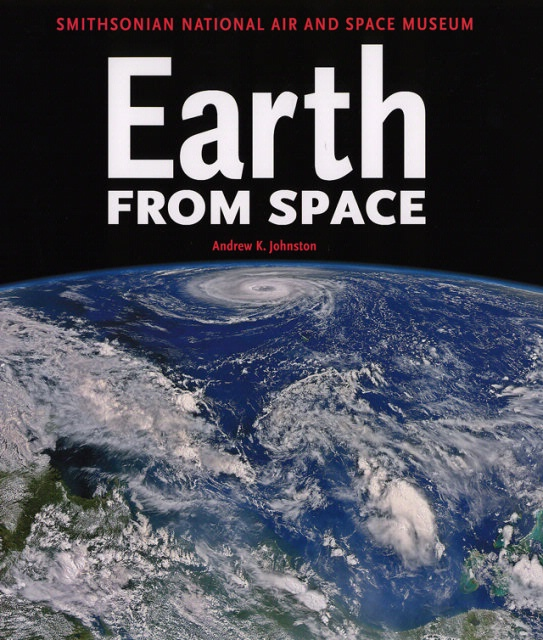 Book cover: Earth from Space