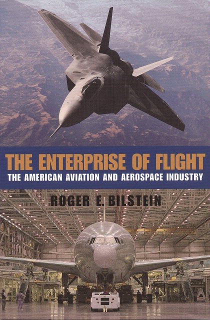 Book Cover: The Enterprise of Flight
