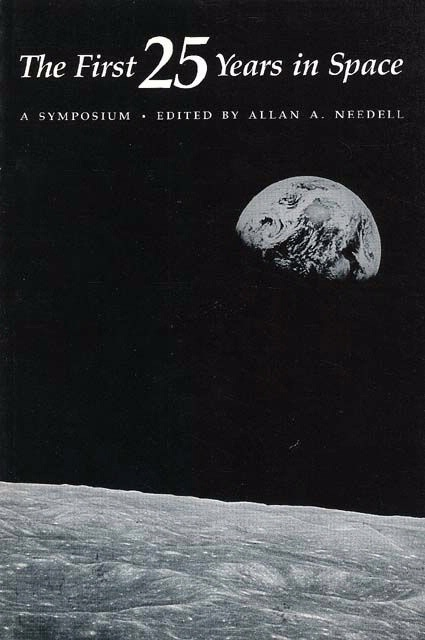 Book Cover: The First 25 Years In Space