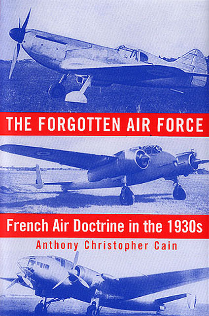 Book Cover: The Forgotten Air Force