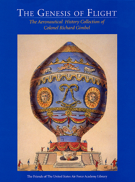 Book Cover: The Genesis of Flight