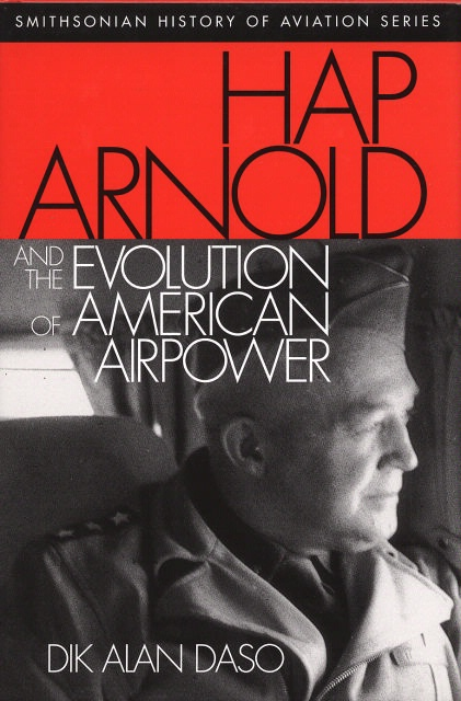 Book Cover: Hap Arnold