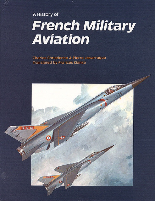 Book Cover: A History of French Military Aviation
