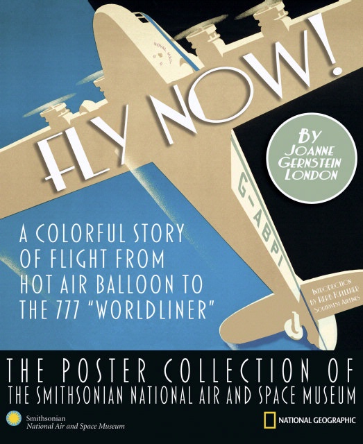 Book cover: Fly Now!