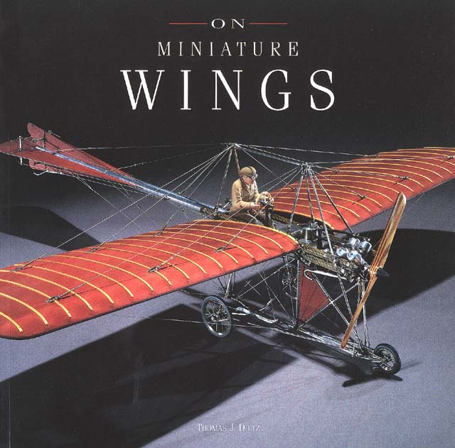 Book Cover: On Miniature Wings