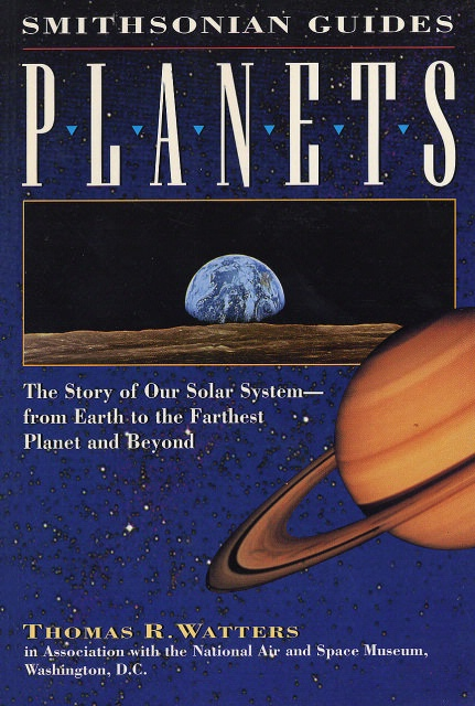 Book Cover: Planets, A Smithsonian Guide