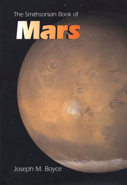 Book Cover: Smithsonian Book of Mars