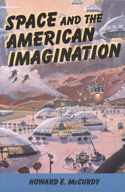 Book Cover: Space and the American Imagination