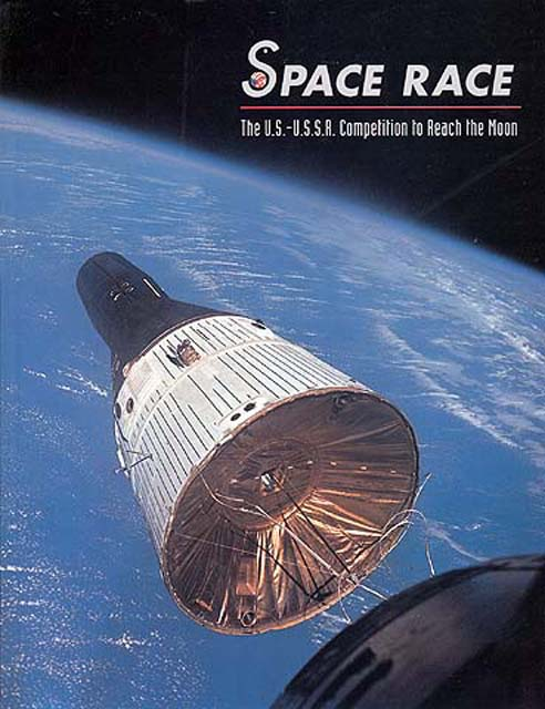Book Cover: Space Race