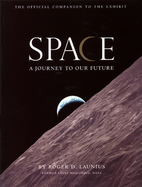 Book cover: Space A Journey to Our Future