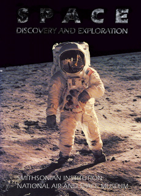 Book cover: Space, Discovery and Exploration