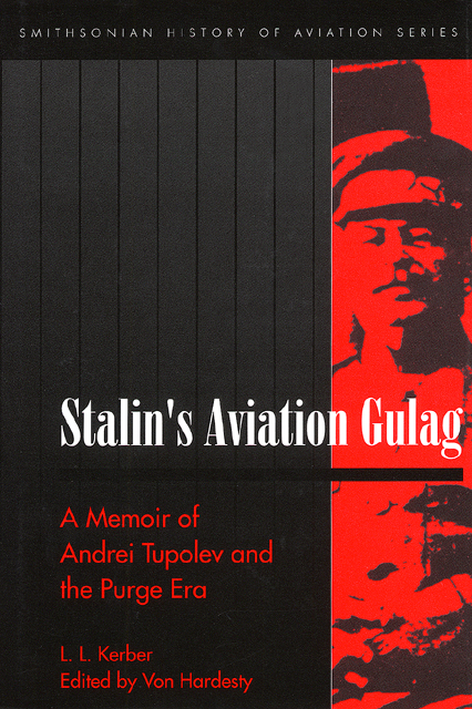 Book Cover: Stalin's Aviation Gulag