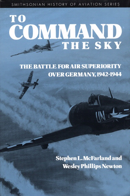 Book Cover: To Command the Sky