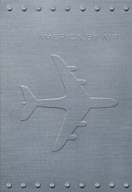 Book cover: America by Air