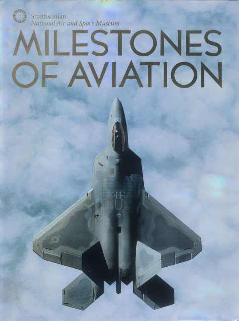 Book cover: Milestones of Aviation 2008