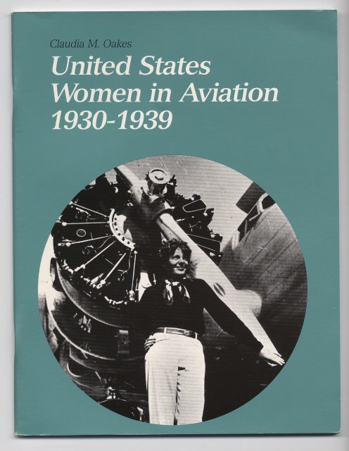 Book Cover: US Women in Aviation 1930-39