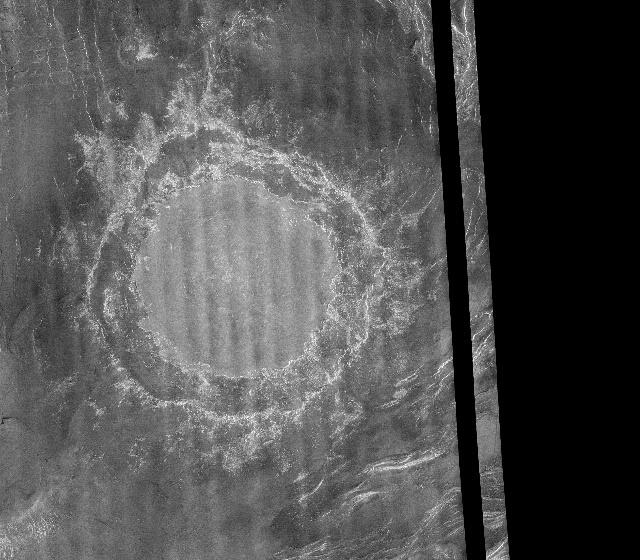 Venus - Mead Crater
