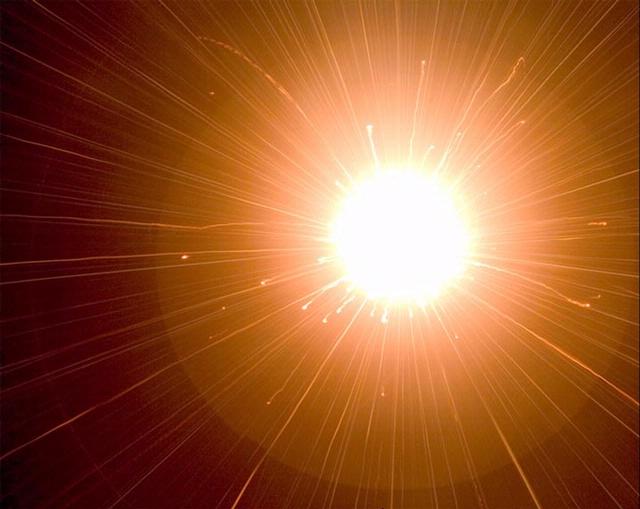 Comet Happens in a Flash