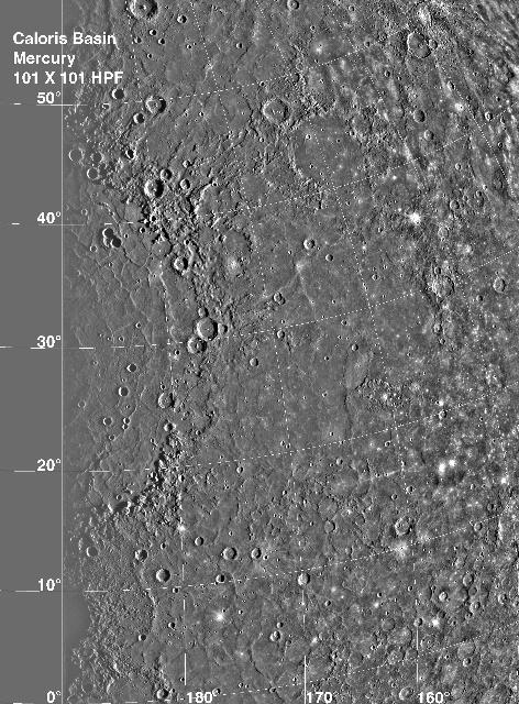 Mercury - Caloris Basin