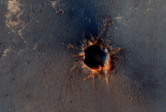 Opportunity is Still Smiling on Mars
