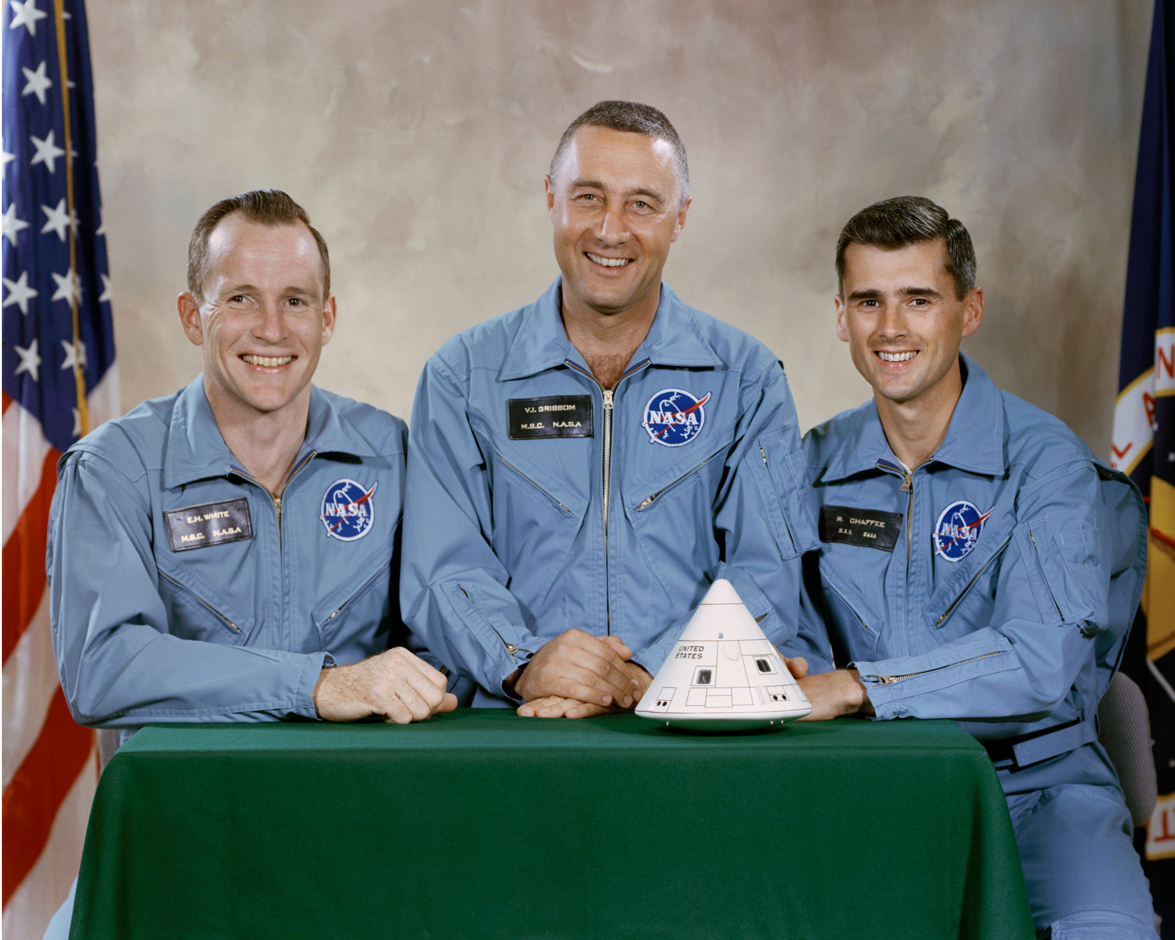 Apollo 1 Astronauts