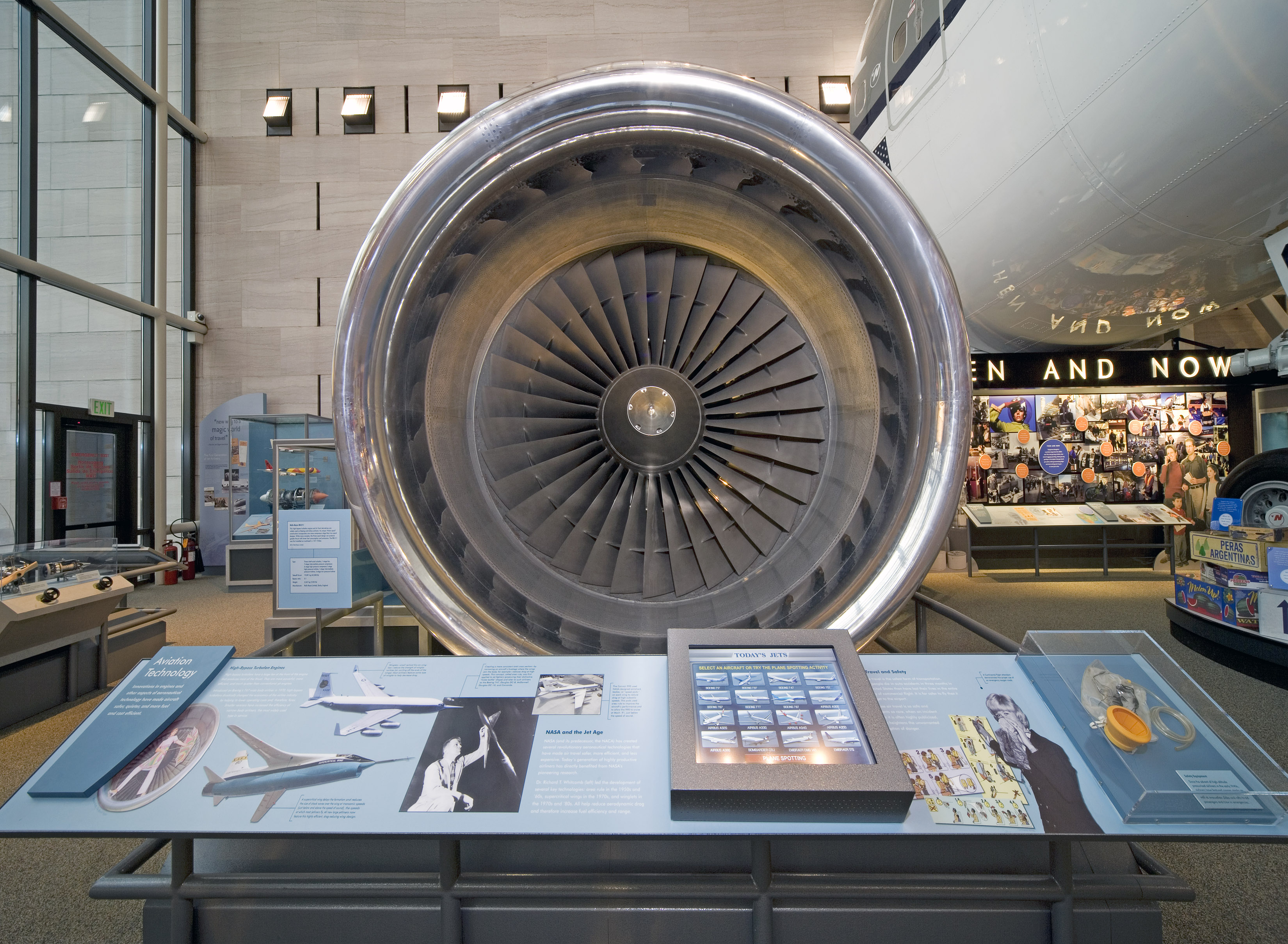 Rolls-Royce RB.211 in America by Air