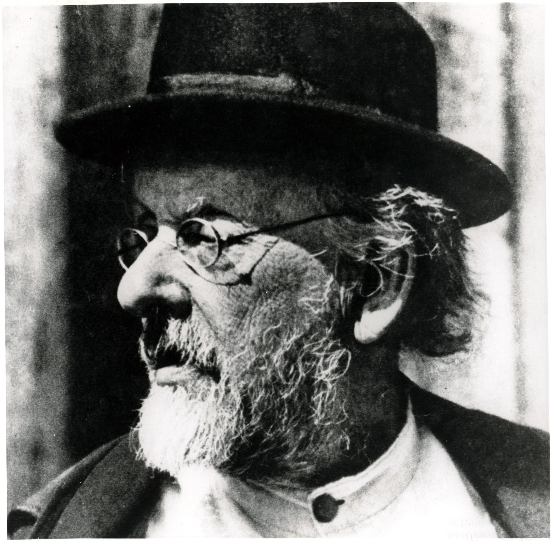 Konstantin Eduardovich Tsiolkovsky