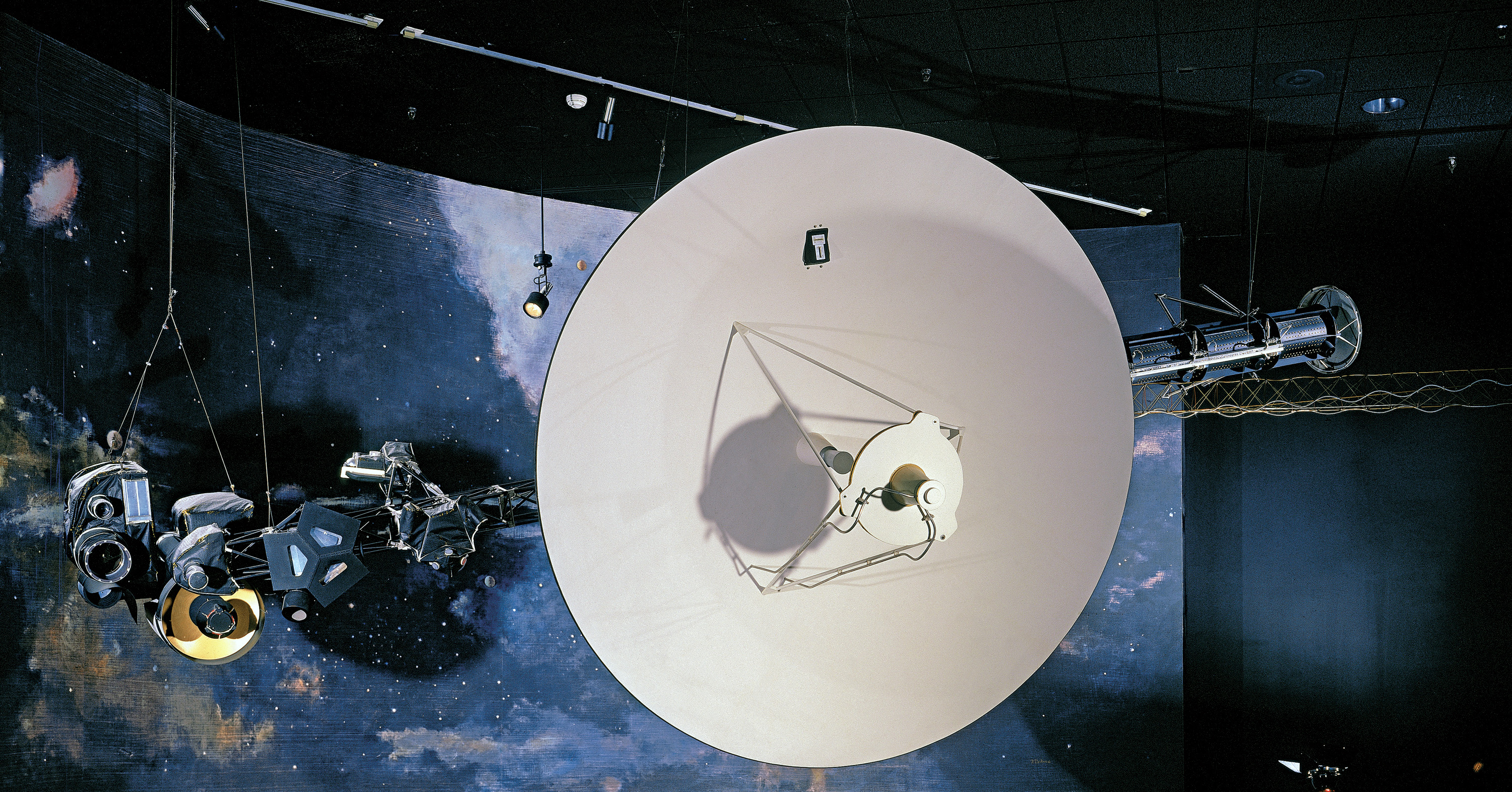 Voyager in Exploring the Planets