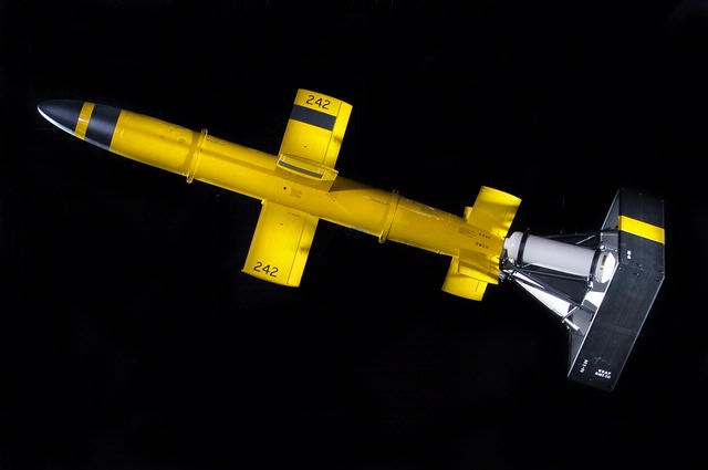 Lark Missile, McDonnell Space Hangar