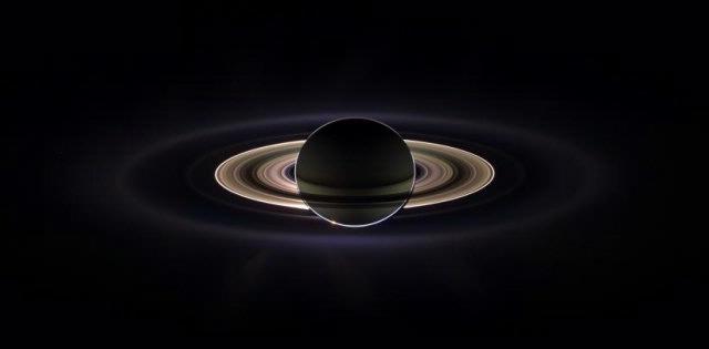 In Saturn's Shadow - Cassini Exhibit
