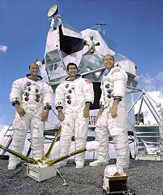 Apollo 12 Crew