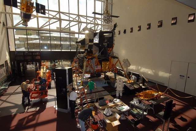 Lunar Module 2 Restoration