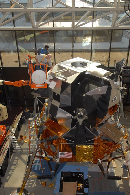 Lunar Module Restoration
