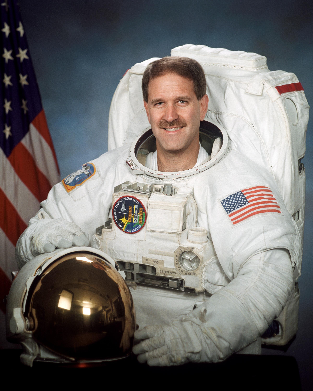 Astronaut John Grunsfeld, Ph.D.