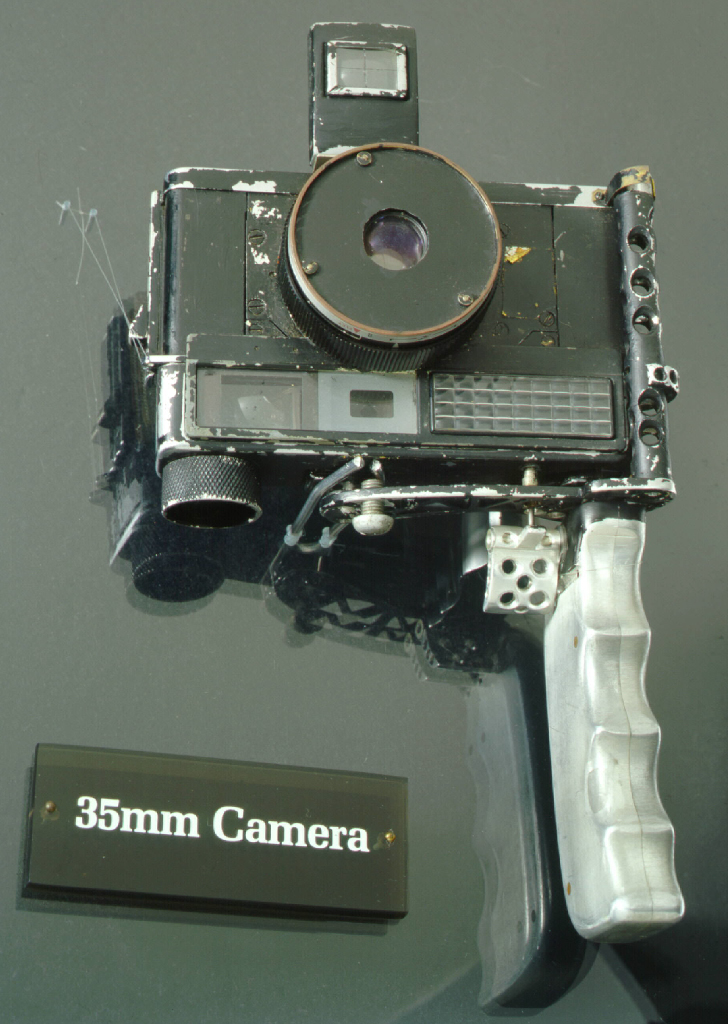 35 mm camera : Friendship 7