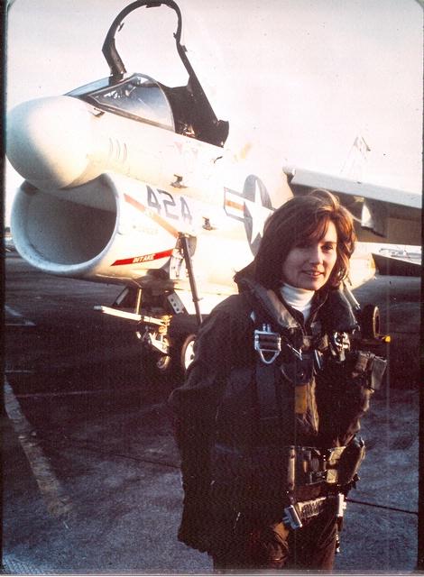 Capt. Rosemary Bryant Mariner
