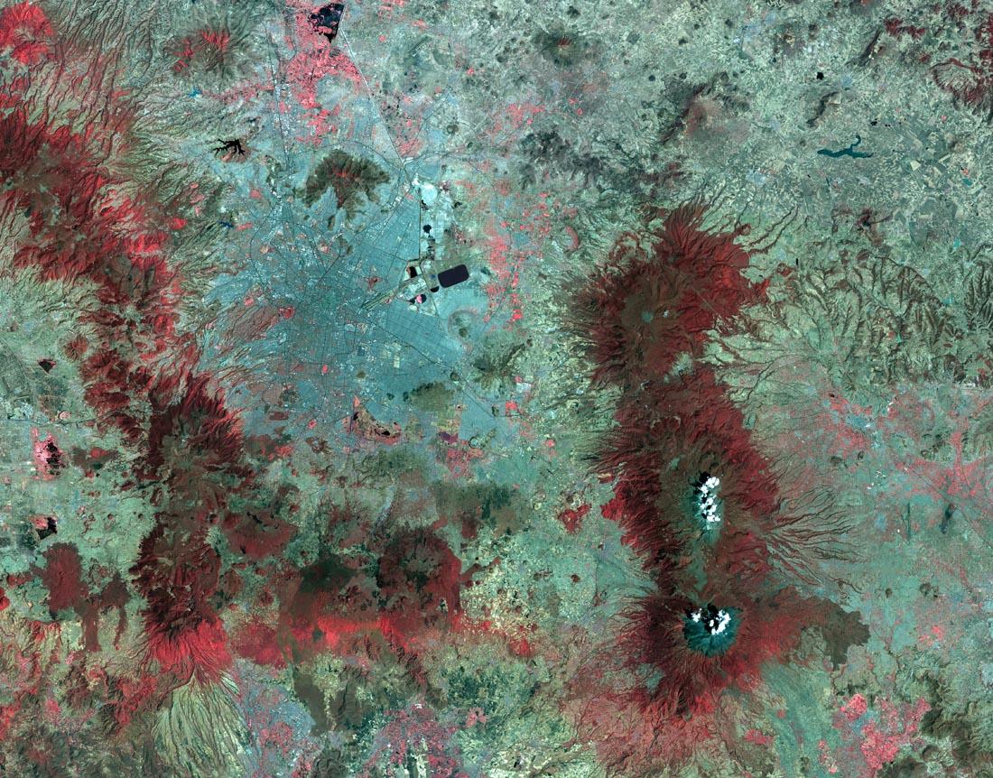Landsat 7 Image