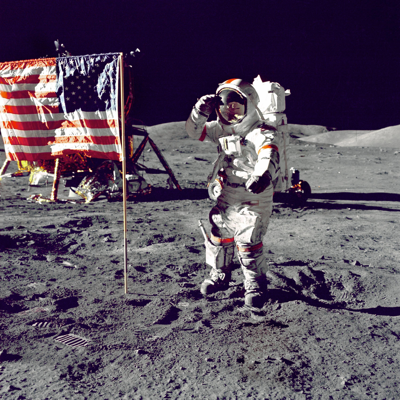 Eugene A. Cernan, Commander, Apollo 17