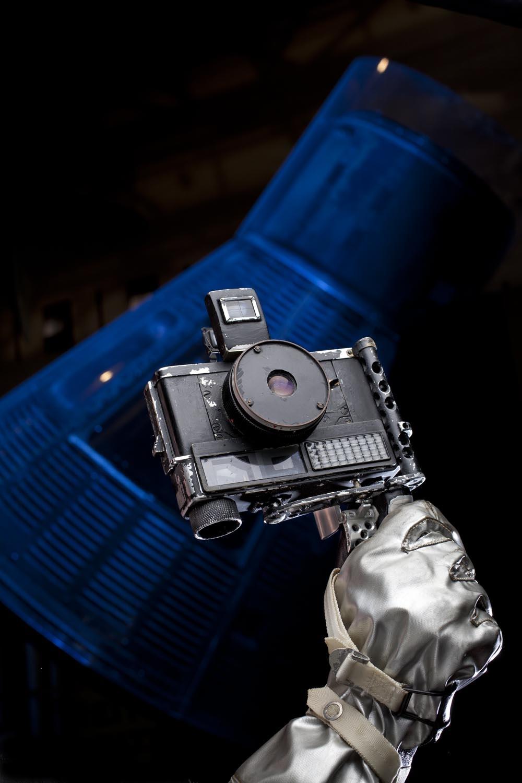 John Glenn's Ansco Camera