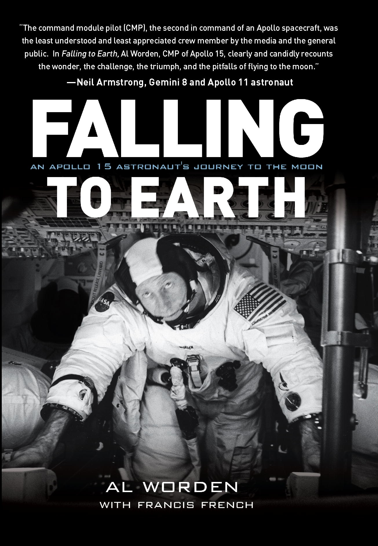 <i>Falling to Earth: An Apollo 15 Astronaut's Journey to the Moon</i>