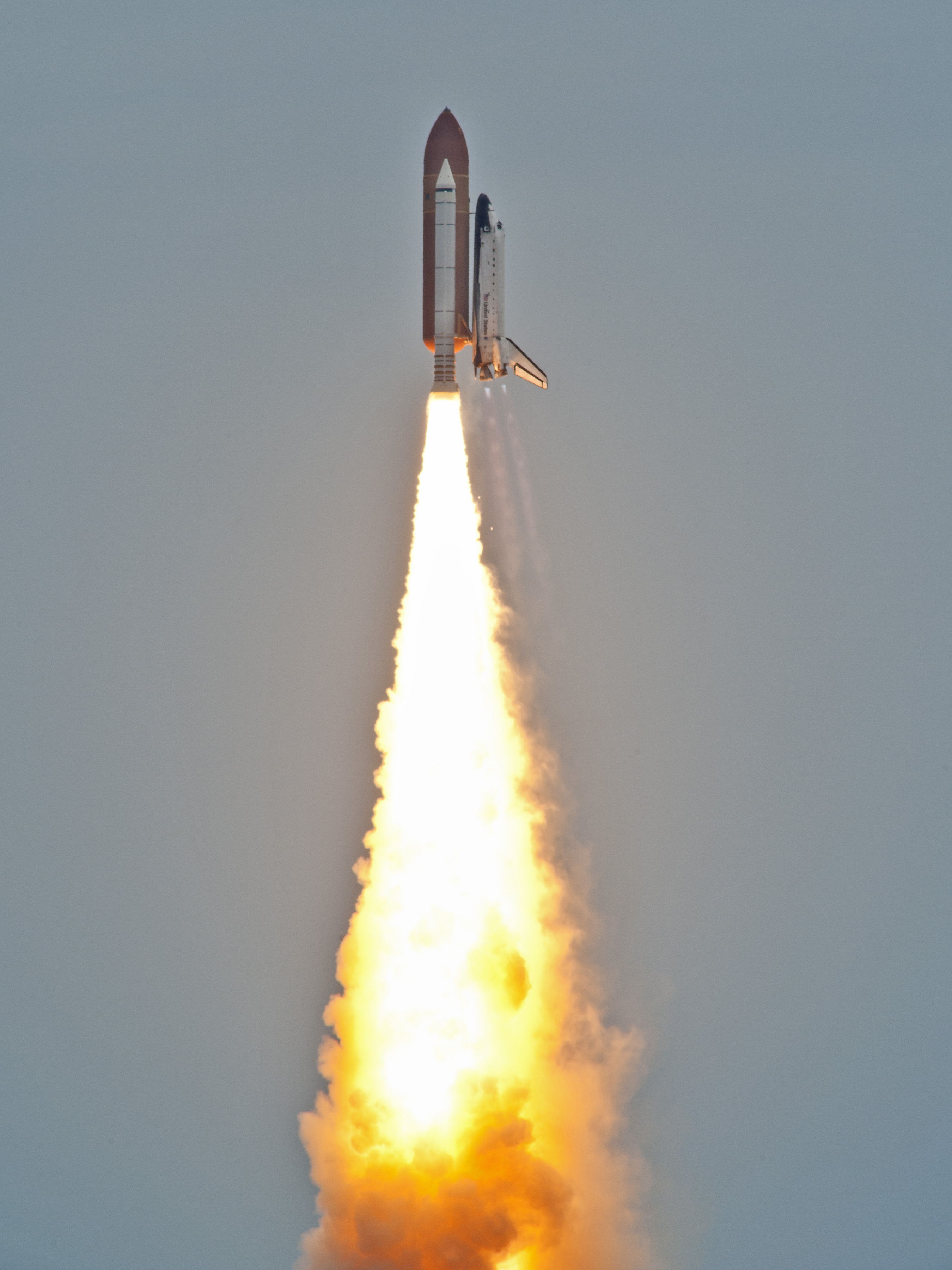 Launch of Atlantis on STS-135, the Last Space Shuttle Mission