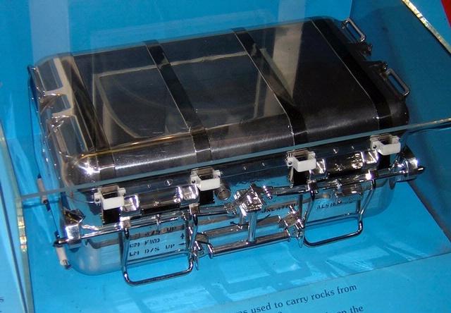 ALSRC, Apollo Lunar Sample Return Container, Apollo 12