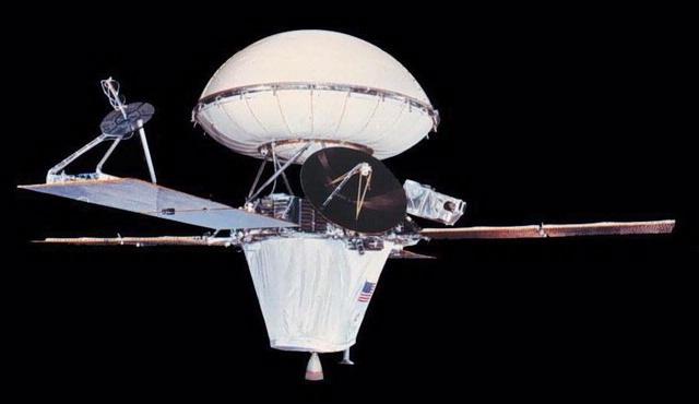 Viking Orbiter Spacecraft